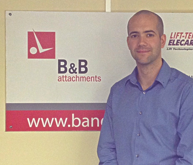 Business Development Executive appointed at B&B Attachments