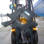 B&B Attachments provides Marshalls with Fork Rotators