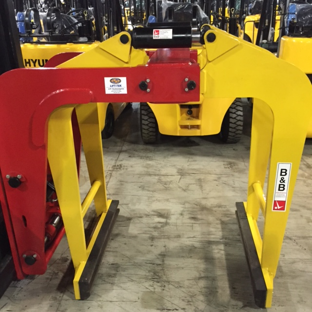 B&B Attachments is exhibiting at the World of Concrete Show in Las Vegas