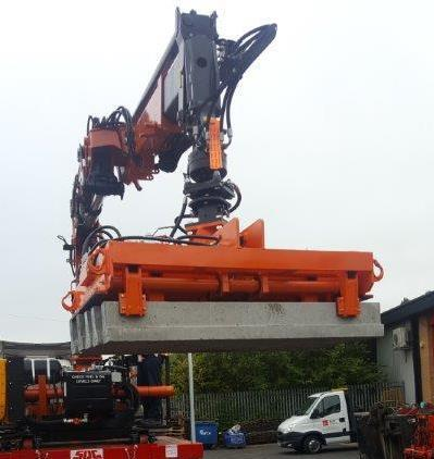 B&B Attachments helps Improve Productivity at Lynx Precast