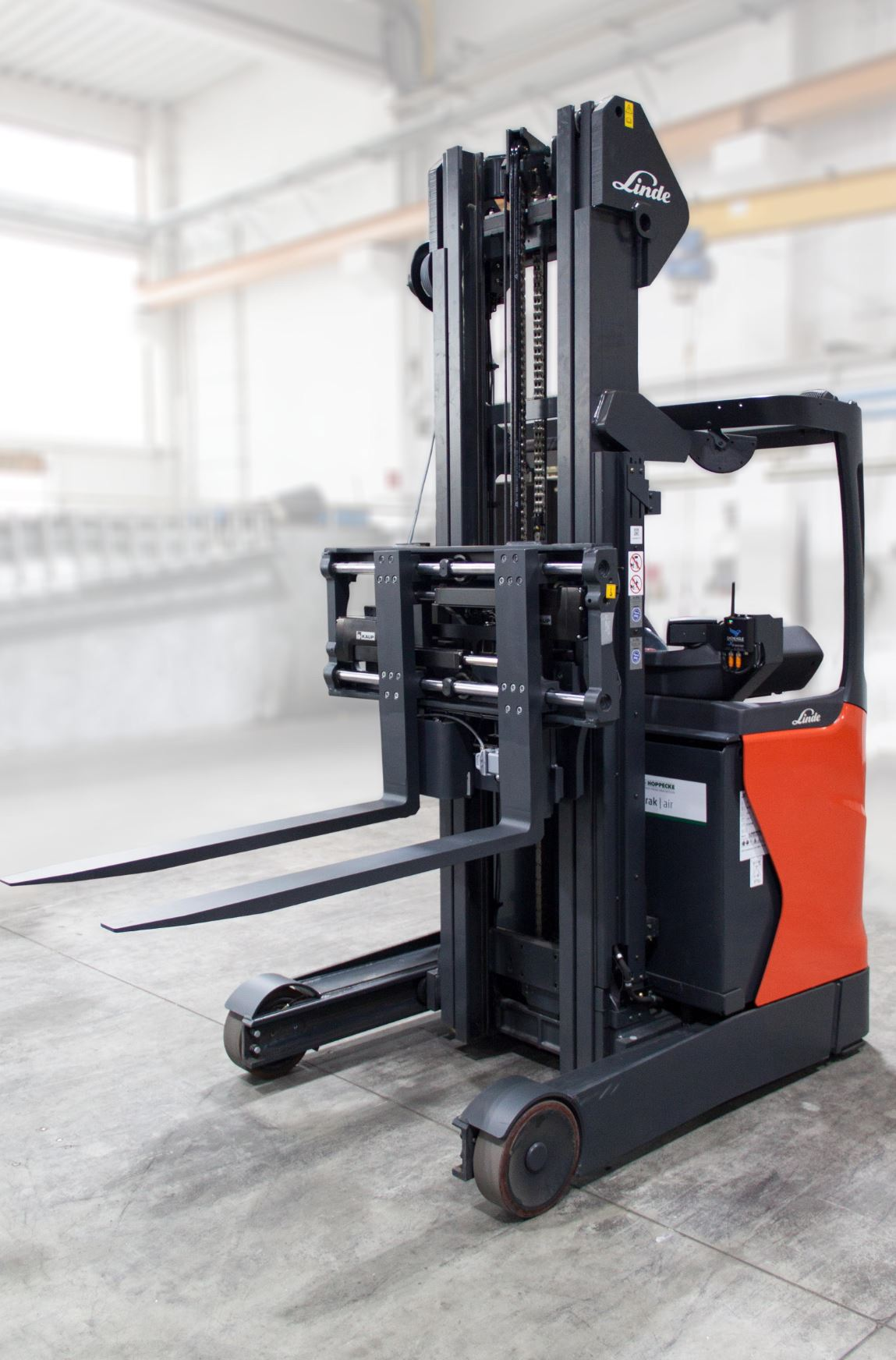 B&B Attachments exhibits its first electronically operated attachment at IMHX 2019